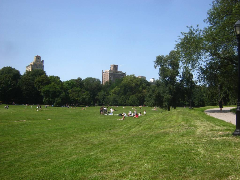 ブルックリンのプロスペクト公園