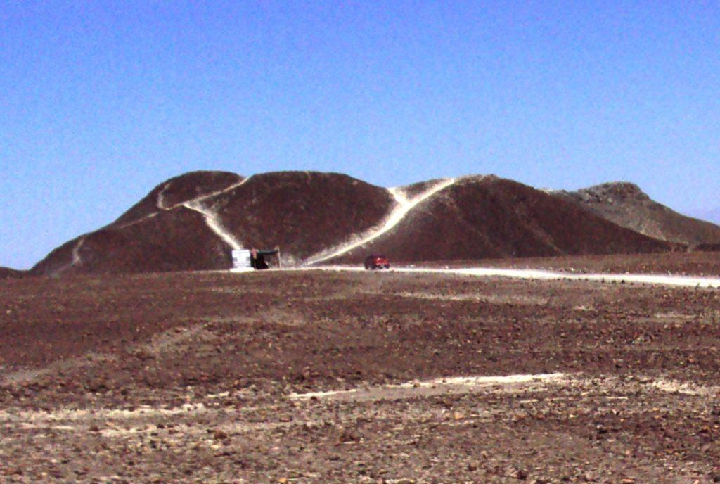 ナチュラル・ミラドール(自然の丘)。