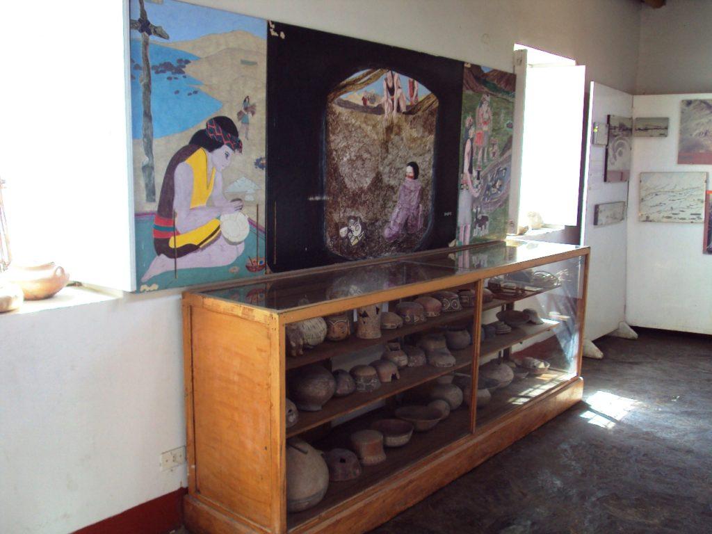 ナスカ:マリア・ライヘ博物館。