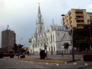 カリのエルミタ教会。