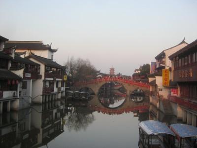七宝の運河