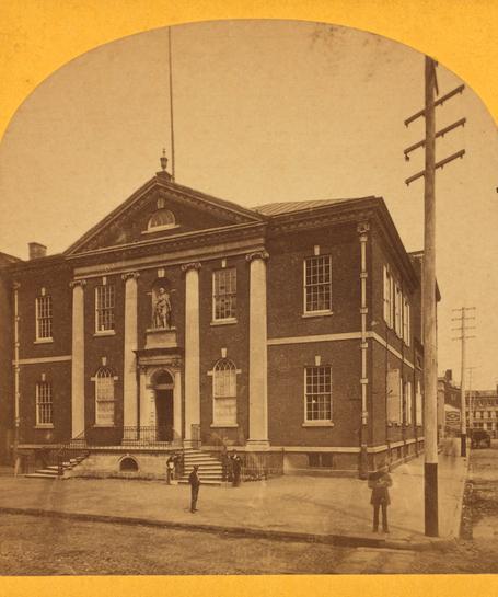 フランクリン図書館